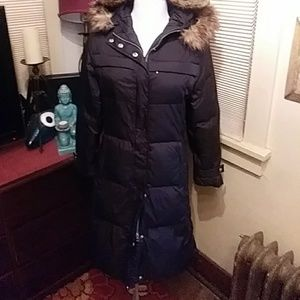 Micheal Kors down filled coat